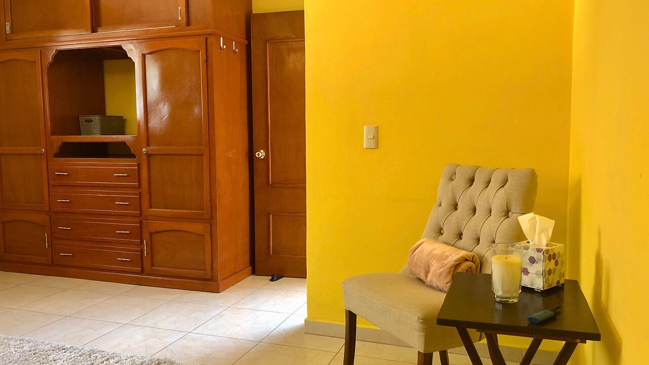 Sunshine Room, Co-living Quinta del Sol